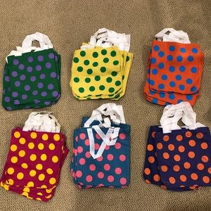 Other - Canvas Party bags